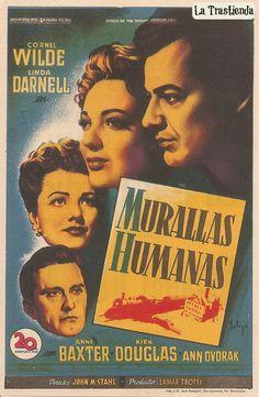 Programa de Cine - Murallas Humanas