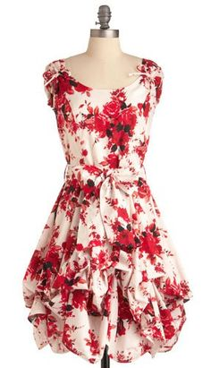 spring dress! Not too sure if i like this one.