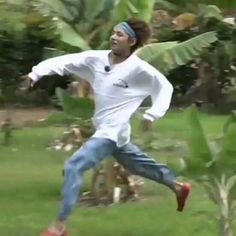 Me when i run from a ass whooping when i come home with bad grades