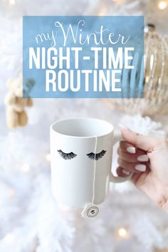 I thought it would be fun and different to share my night-time routine in today's blog post! I don't know why but I always love learnin...