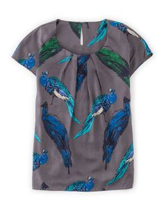 Ravello Top WA530 Short Sleeved Tops at Boden