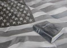 Geri Bates: Larger than Life, God and Country