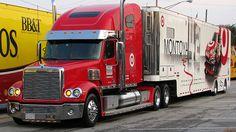 2009 Target NASCAR Hauler