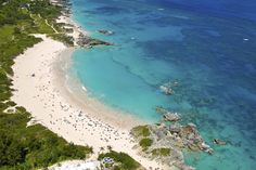 Horseshoe Bay, Bermuda, Just visited Bermuda in late April early May! Loved this beach. The water is crystal blue...mmm.. missing it