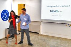 #ImpactDay2015: Cheers to LiateR for being our Startup-on-fire Champion at Metavallon! #proud #ventureforth