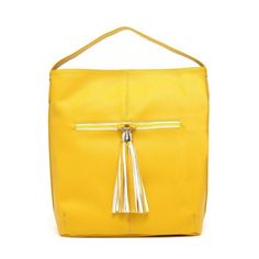 LIU JO Borsa Hobo EUBEA N16069 Empire Yellow e0712ae7f7b
