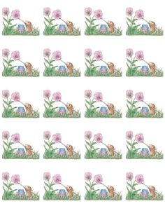 """1 Sheet of 20 Square Stickers"", Stock #: SS-73, from House-Mouse Designs®. This item was recently purchased off from our web site, www.house-mouse.com. Click on the image to see more information."