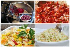 Zbierka zdravých šalátov pre silnú imnunitu a odolnosť proti chorobám. Chana Masala, Salsa, Ethnic Recipes, Food, Essen, Salsa Music, Meals, Yemek, Eten