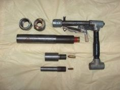 Improvised Weapon zip gun