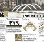 Sukkahville 2014: Emmerich Sukkah By: Josie Harrison (Vancouver, BC)
