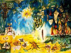 America Latina: Surrealista por excelencia.  Una nota que arroja un panorama sobre la influencia del movimiento en artistas latinoamericanos.