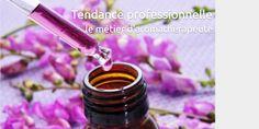 Tendance #professionnelle : le métier d'aromathérapeute. Spécialiste des huiles essentielles, il conseille ses clients sur leur utilisation médicale pour soigner les maux de la vie quotidienne