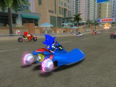 Sega's Sonic & All-Stars Racing now free on Google Play