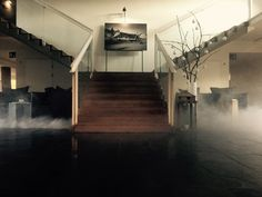Stairs in HOT_elarnia #stairs #brodziak #smoke #rooms