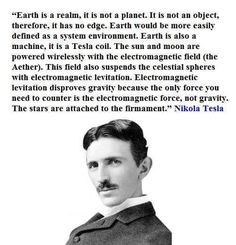 Was Tesla a flat earther? - LMP