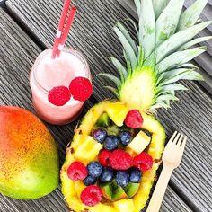 Kayla Itsines @kayla_itsines Eating fruit out ...Instagram photo   Websta (Webstagram)