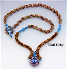 Beki's Beading Blog: April 2014