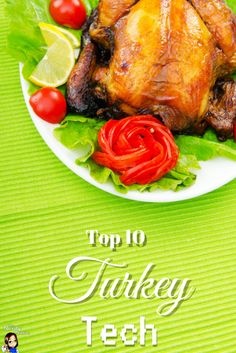 Turkey tech isn't for the casual holiday dinner. It's reserved for those passionate about turkey, dressing, and all things fun about holiday meals. Thanksgiving Recipes, Holiday Recipes, Holiday Dinner, Tandoori Chicken, Meal Prep, Food Prep, Side Dishes, Healthy Eating, Food Coupons