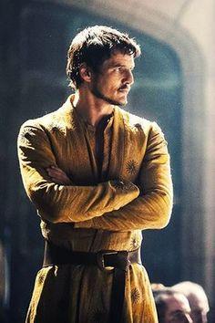 Game of Thrones : Oberyn Martell - Pedro Pascal. Ich hätte ihn wirklich noch so gerne länger begleitet ...