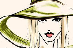 Estee Lauder Envy lipstick in Potent