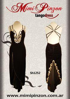 Tango Dress SH1252   Mimi Pinzon
