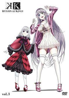 K: Return of Kings - Anna, Neko