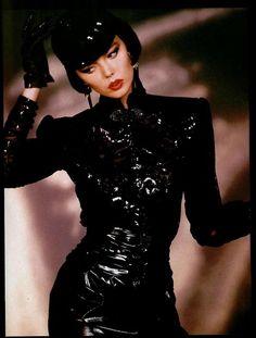 Jean-Louis Scherrer Haute Couture (1985) (style perfection)