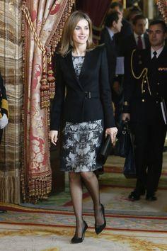 Letizia vuelve a vestir como una plebeya | blogs.20minutos.es