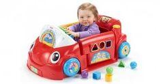 Fisher-Price Laugh and Learn Crawl Around Car Half Price @ Argos