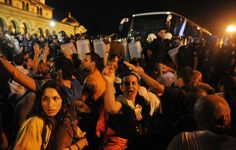 Proteste in Bulgarien: Wut auf die Regierung