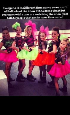 "Talk about the new dance moms on the same pin i put on the ""let's talk about DANCE MOMS!"" board!"