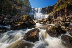 Drew Hopper Fine Art Landscape & Travel Photography from Australia - Ebor Falls