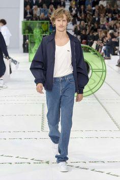 Lacoste, Printemps/été 2018, Paris, Womenswear