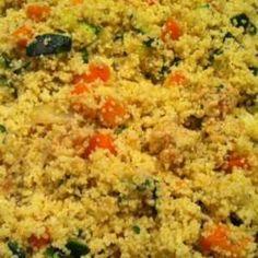 Couscous alle verdure - Ricette Bimby