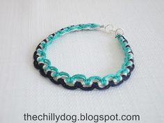 Ocean Waves Macrame Bracelet | The friendship bracelet you'll wear at the beach!