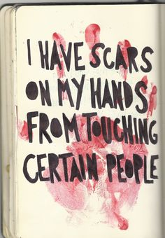 Quotes about Love: QUOTATION - Image : Quotes Of the day - Description I have scars on my hand Sharing is Caring - Don't forget to share this quote Words Quotes, Wise Words, Me Quotes, Sayings, Meaningful Words, Beautiful Words, Decir No, Quotes To Live By, Favorite Quotes