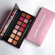 New 2016 anastasia Beverly Hills modern renisance pallete wow this is to die for ! Look at those berry shades !