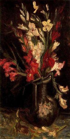 Vincent van Gogh - Bouquet  1886