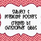 This purchase contains posters and examples of subjects and predicates. It also contains two activities. ...