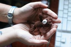More Amigurami crochet patterns by Tatyana Krivosheev available at her Etsy Store.