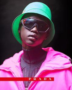dde602c5a29e2 Anok Yai stars in Prada Linea Rossa campaign Rare Gems