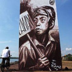 WD! - Bali, Indonesia.