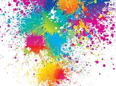 How to Splatter Paint Walls | paint platter