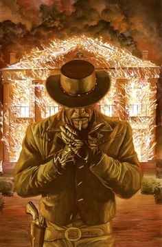 Django Unchained by Alex Ross. What else is there to say?