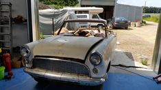 This Ford Consul Barn Find Restoration Is For Sale