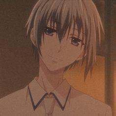 ꒱࿐♡ 𝒀𝒖𝒌𝒊˚.*ೃ Rat Boy, Yuki Sohma, Fruits Basket Anime, Aesthetic Anime, Manga, Infinity, Characters, Paintings, Icons