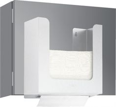 Wagner-Ewar WP 175 RVS open handdoekdispenser voor montage in een meubel - Handdoekdispensers - Producten - CitroenAir