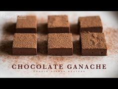 ダイエッターにもオススメ!? ヘルシーなオーガニック生チョコレートの作り方 - macaroni