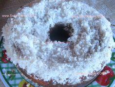 Torta especialísima bañada con almíbar de coco