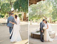 Red & Coral Santa Barbara Wedding -so cute!